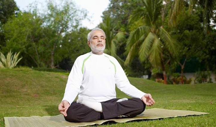 """देशभर में पहली बार Online मनाया योग दिवस, PM Modi बोले – """"जो दूरियां खत्म करे वही योग है"""""""