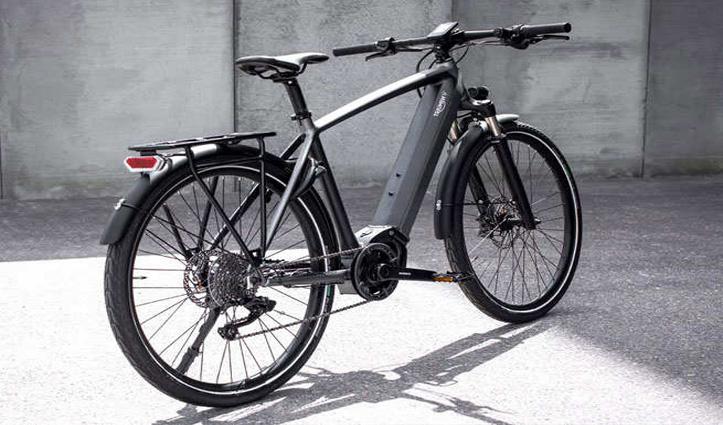 Triumph Tiger ने लॉन्च की इलेक्ट्रिक साइकल, कीमत 2.5 लाख रुपए से भी ज्यादा