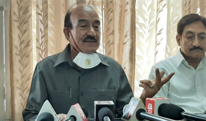 Kaul Singh ने खोला मोर्चा- घोटाले के लिए सीधे तौर पर सीएम जिम्मेवार, इस्तीफा दें