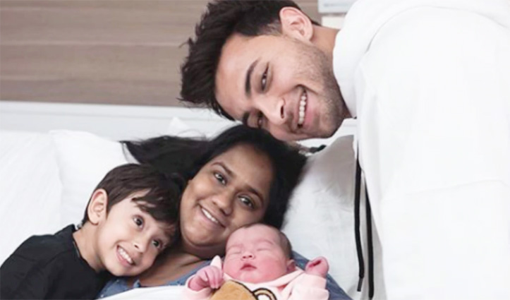 अनुमति के बाद गुपचुप आयुष संग Mandi पहुंची सलमान की बहन, Home quarantine
