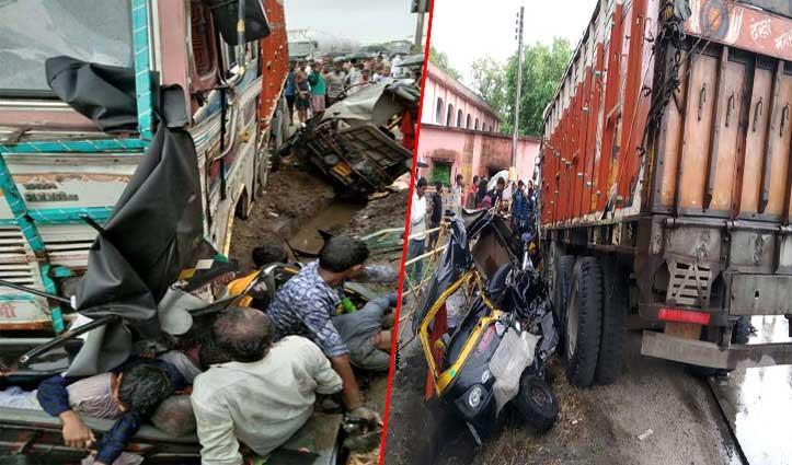Bihar: दो भीषण सड़क हादसों में 10 लोगों की गई जान; 18 लोग घायल