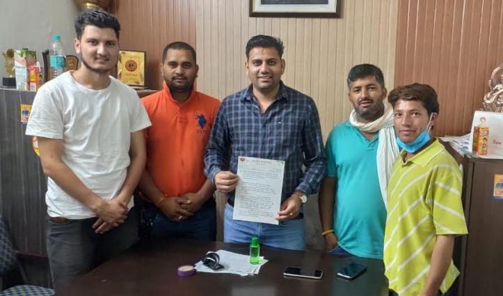 CM Jai Ram Thakur के गृहक्षेत्र की नई युवा मोर्चा टीम का हुआ गठन