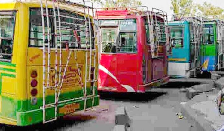 हिमाचल में बढ़ सकता है Bus किराया 25 फीसदी , अगली कैबिनेट में जाएगा मामला