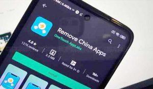 Chinese Apps को फोन से गायब कर देगा ये खास ऐप, अब तक 10 लाख लोग कर चुके Download