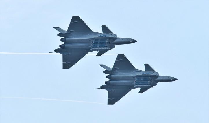 बड़ी खबर: लद्दाख बॉर्डर के पास उड़ रहे China के फाइटर प्लेन, Indian Army रख रही नजर