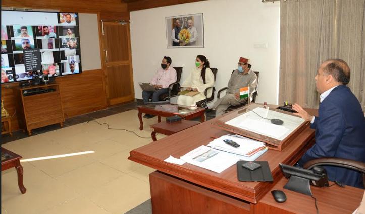 Jai Ram बोले- हिमकेयर और आयुष्मान योजना में होगी Corona की जांच और इलाज