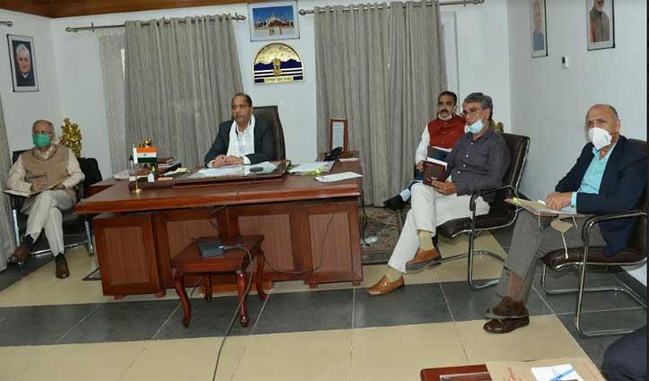 CM जयराम ठाकुर ने भारत-अमेरिका व्यापार परिषद् को किया संबोधित
