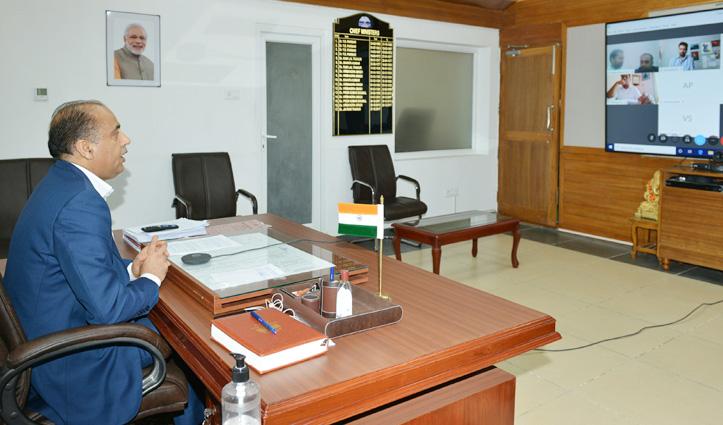 जयराम का आश्वासन, Jaswan-Paragpur में धन का अभाव क्षेत्र के विकास में आड़े नहीं आएगा