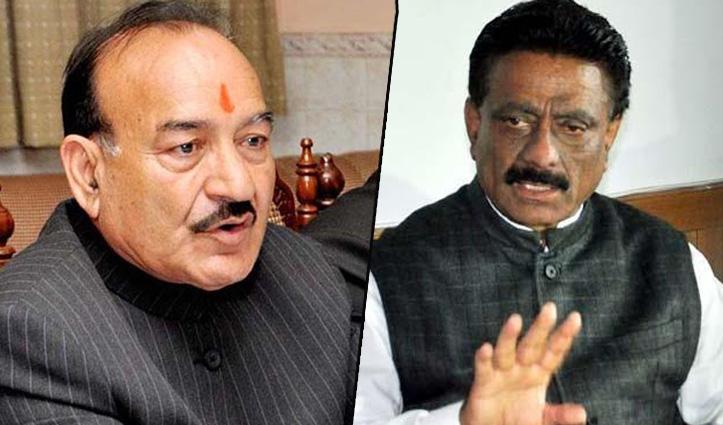 बीजेपी में धवाला की ज्वाला के बाद Congress की धड़ेबंदी, Kaul Singh बने अगुवा