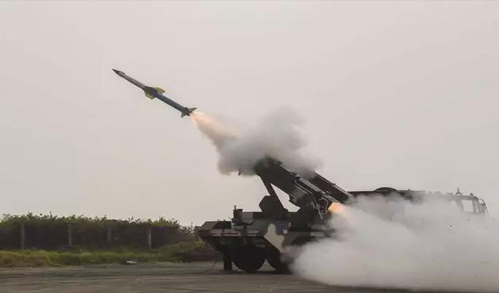 भारत ने LAC पर तैनात किया एयर डिफेंस सिस्टम: अब Missile से दिया जाएगा हवाई हरकत का जवाब