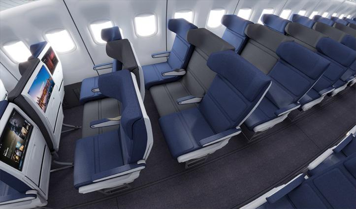यात्री को बीच की सीट देने पर उसे शरीर को कवर करने वाला Gown दें: एयरलाइन्स से DGCA
