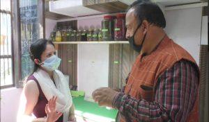 रोहड़ू की Dr Divya ने बनाई जड़ी-बुटियों से युक्त तीन किस्म की चाय; Immunity बढ़ाने में कारगर