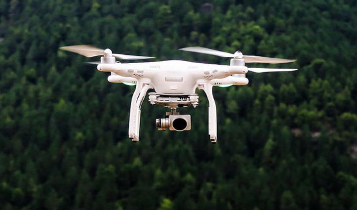वनों में आग की निगरानी करेंगे Drone Camera, आधुनिक तरीकों से बुझाई जाएगी आग