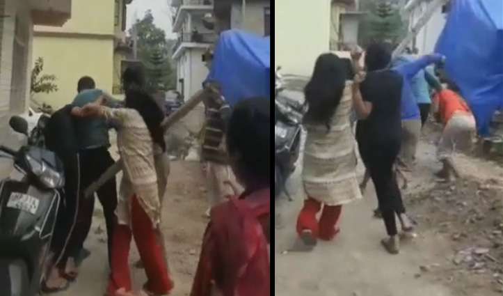 Sundernagar: जमीनी विवाद में भिड़े दो परिवार, लात-घूंसों के साथ चले डंडे- Video वायरल