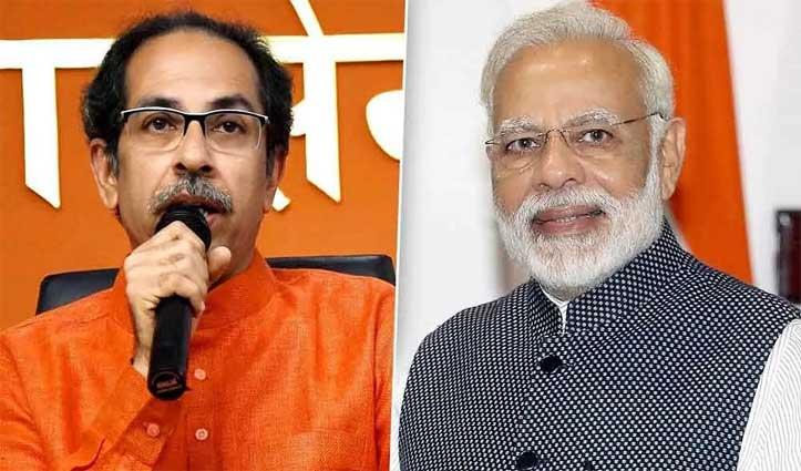 मोदी सरकार के 6 साल पूरे होने पर शिवसेना का BJP को घेरा: पूछा- PM 'सक्षम' नेता लेकिन गलतियां कौन सुधारेगा?