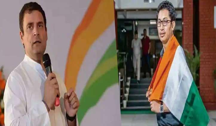 लद्दाख के BJP सांसद ने दिया राहुल गांधी को जवाब; बोले- हां, China ने किया है हमारी जमीन पर कब्जा
