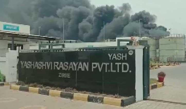 Gujarat: भरूच के दहेज पेस्टिसाइड कंपनी में Blast, आठ की मौत, 57 घायल