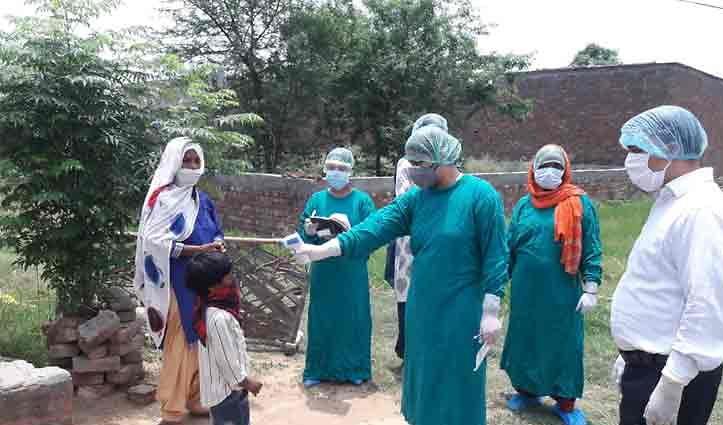 Haryana: आज सामने आए 74 मामलों के साथ 10709 हुआ संक्रमितों का आंकड़ा; 76 की हालत नाजुक