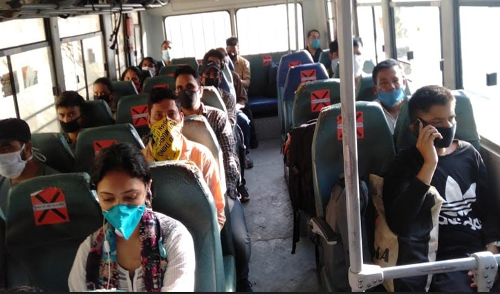 हिमाचल के इस जिला में HRTC अब 53 रूटों पर ही देगी सेवाएं, Sunday को थमे रहेंगे पहिए