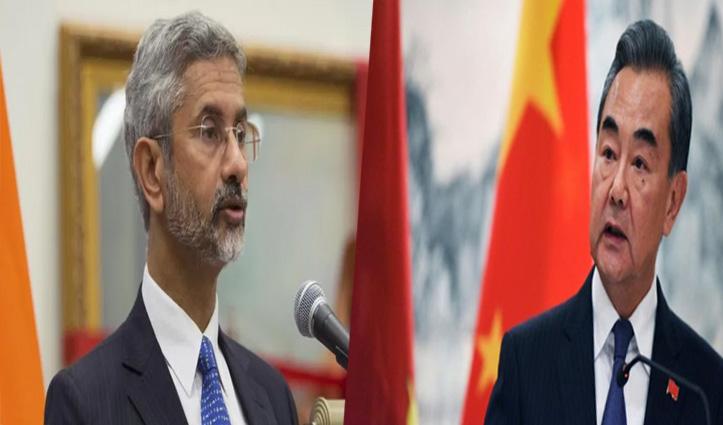 India-China के विदेश मंत्रियों ने फोन पर की बात; एस जयशंकर ने चीन को दिया कड़ा संदेश