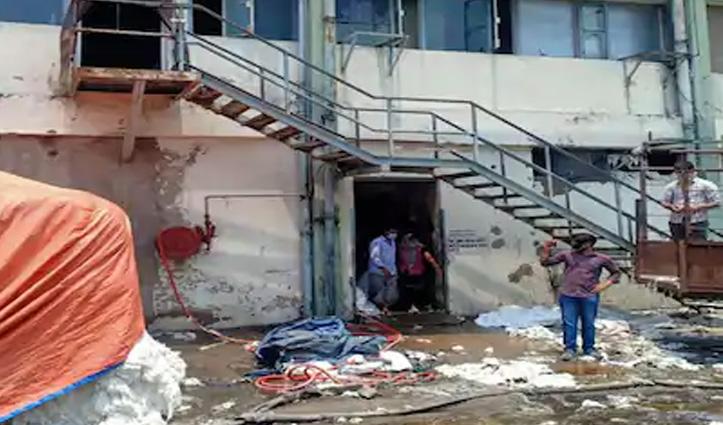 Big Breaking: हिमाचल के एक धागा उद्योग में भड़की आग से एक कामगार की मौत, छह झुलसे