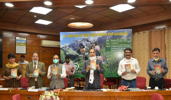Jai ram Thakur का खुलासा, हिमाचल में इस वर्ष 1.20 करोड़ पौधे लगाने का लक्ष्य