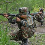 #Pulwama : सुरक्षाबलों ने मुठभेड़ में मार गिराया Terrorist, एक जवान शहीद