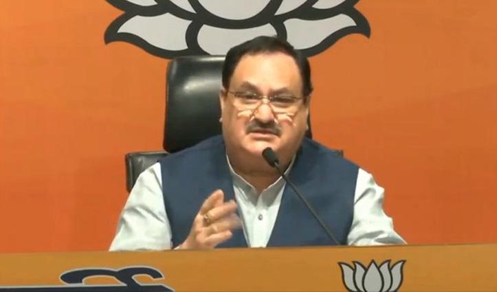 BJP अध्यक्ष नड्डा के Congress से 10 सवाल: मेहुल चौकसी से क्यों लिया पैसा; लोन देने में मदद क्यों की?