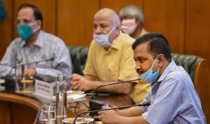 CM केजरीवाल संग मीटिंग के बाद शाह का ऐलान : 6 दिन में Testing होगी डबल, 500 रेलवे कोच होंगे तैनात