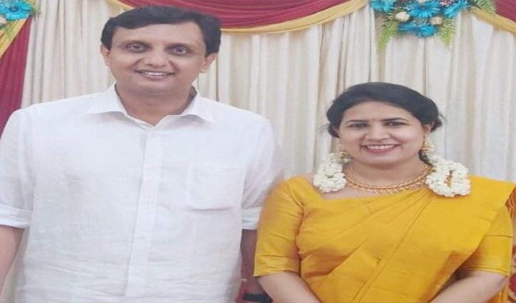 केरल CM की बेटी ने CPM यूथ लीडर मोहम्मद रियास से की शादी; 50 से कम लोग हुए शाामिल