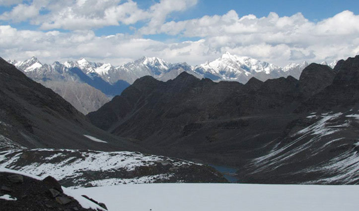 हिमाचल का 16,800 फीट ऊंचा Kugati दर्रा नौ माह बाद आवाजाही के लिए खुला