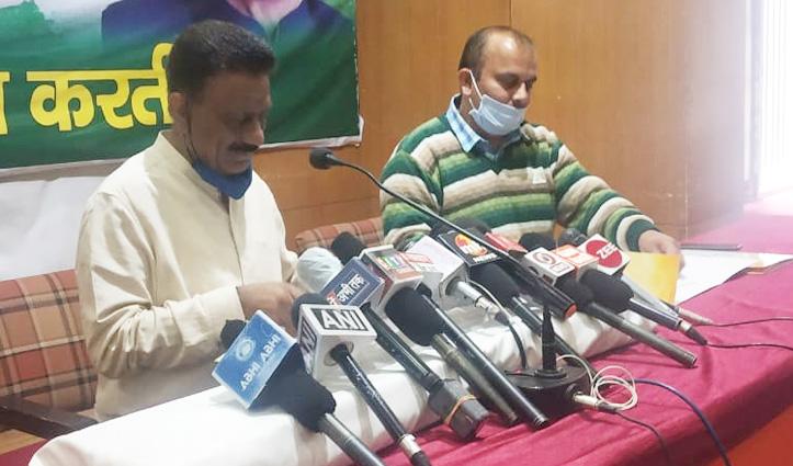 Jai Ram के 12 करोड़ के बिल वाले बयान पर भड़के Rathore, मानहानि के दावे की दी चेतावनी