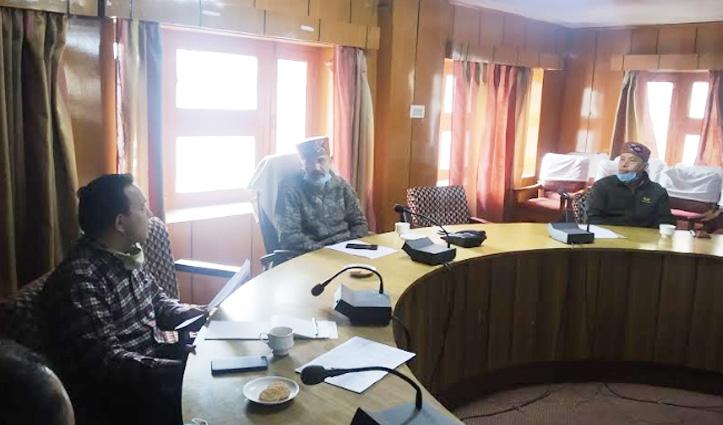 लाहुल-स्पीति जिला में रिस्पांस टीमों का होगा गठन, Satellite Phone की भी रहेगी व्यवस्था- जाने क्यों