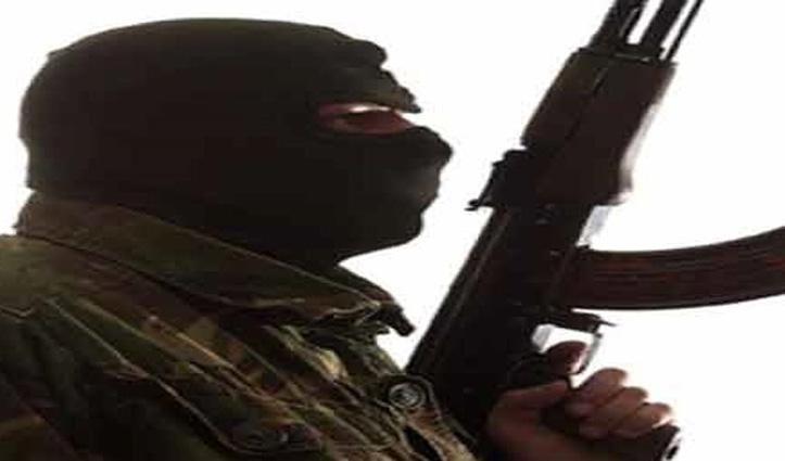 पठानकोट में हथियारों के साथ लश्कर के दो आतंकी गिरफ्तार