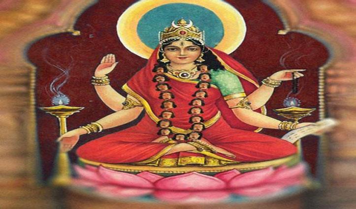तमोगुण और रजोगुण की देवी मां त्रिपुर भैरवी