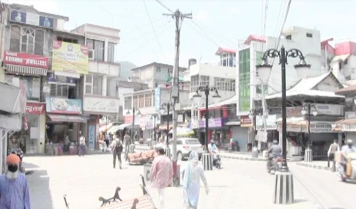 Curfew से दो घंटा पहले बंद हो जाएंगी Mandi जिला की दुकानें