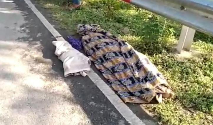 Mandi में छह माह की मासूम का दुप्पटे से गला घोंट मां ने भी लगाया फंदा