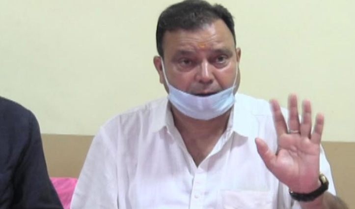 प्रकाश चौधरी बोले: Neeraj Bharti की अंट-शंट बातों का समर्थन नहीं, लेकिन गिरफ्तारी का विरोध