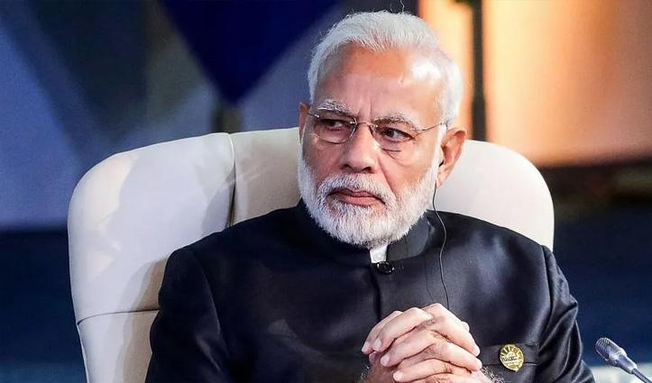 #Netaji125 : कोलकाता में PM Narendra Modi ने कहा-आज के दिन गुलामी के अंधेरे में फूटी थी चेतना