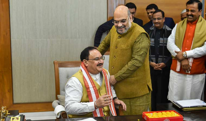 बीजेपी अध्यक्ष Nadda इस माह में कर सकते हैं नई टीम का गठन, कौन लेगा Jaitley-Sushma Swaraj की जगह