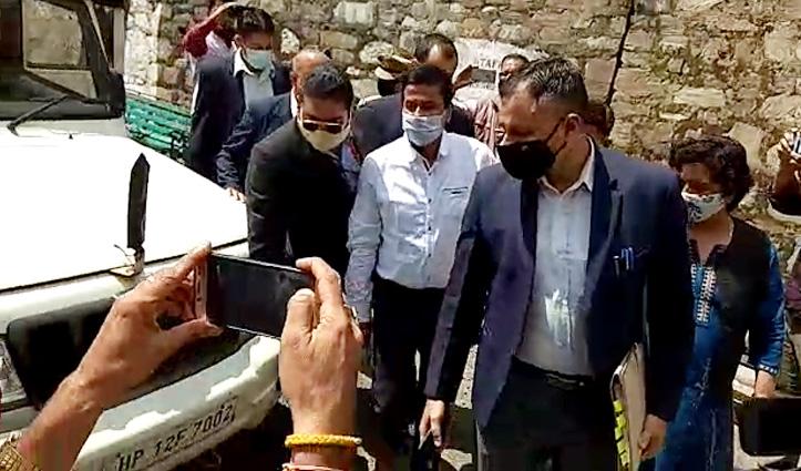 Breaking : देशद्रोह के मामले में पूर्व सीपीएस नीरज भारती को मिली जमानत