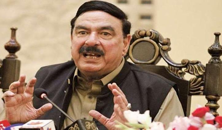 भारत को पाव-आधे पाव Atom Bomb की धमकी देने वाले Pakistan के बड़बोले मंत्री को हुआ कोरोना