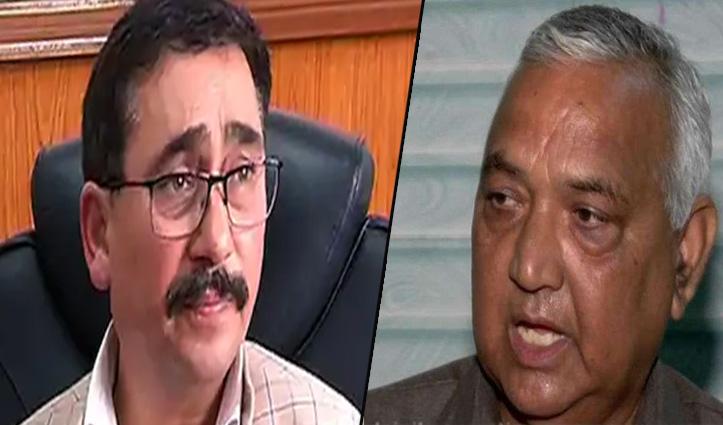 परमार बोले- धवाला की बातें उचित नहीं, कांगड़ा में BJP नेताओं की बैठक 'अच्छी बात'
