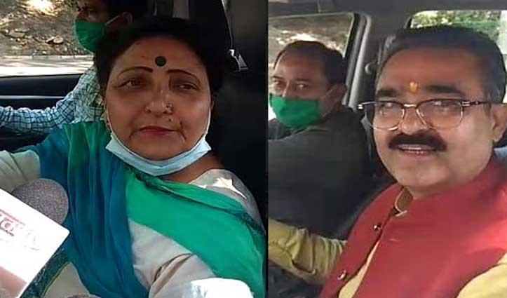 Kangra के मंत्रियों और विधायकों से Jai Ram की चर्चा, क्या हुई बात जानिए