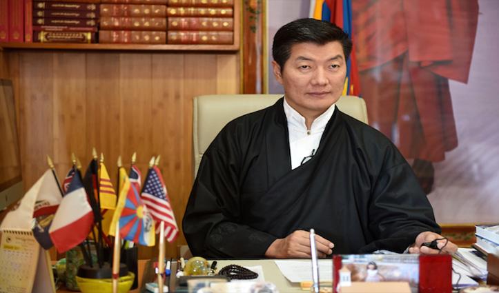 India-Chian विवाद पर बोले तिब्बत की निर्वासित सरकार के PM- लद्दाख भारत का हिस्सा, सीमा पर शांति जरूरी