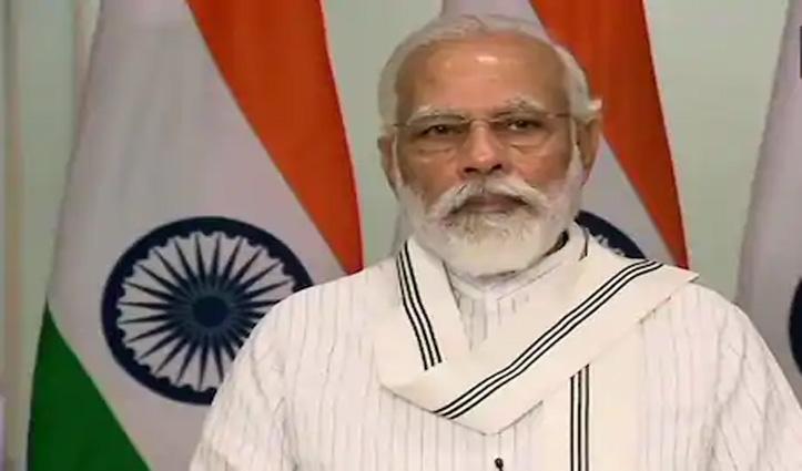 पीएम मोदी ने बताया- 'आत्मनिर्भर भारत यानी Import पर निर्भरता को खत्म करना'