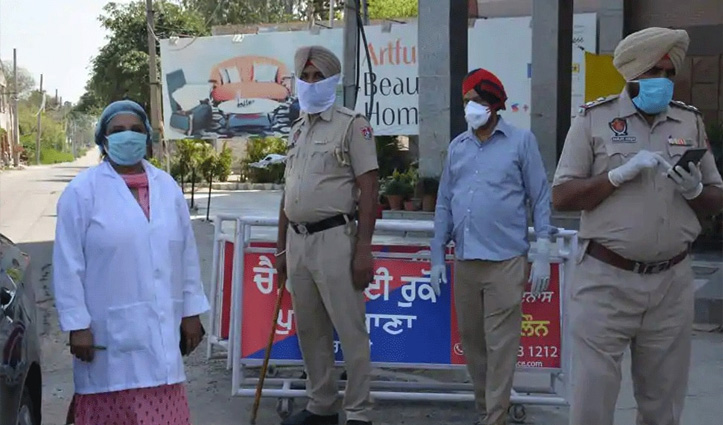 वीकेंड पर Punjab में रहेगा संपूर्ण Lock Down, बॉर्डर भी होंगे सील