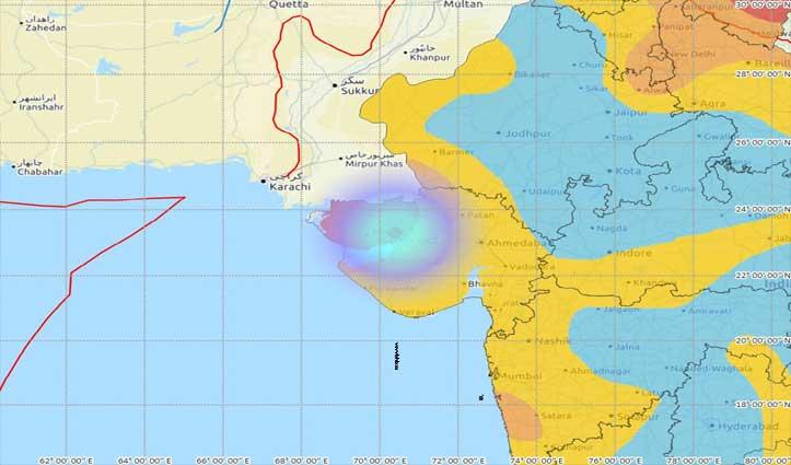 Gujarat में फिर आया भूकंप: कल रात से अब तक कुल 11 बार छोटे-बड़े झटके लगे