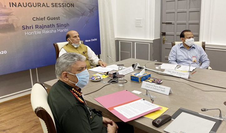 Defence Minister के साथ सेना प्रमुखों की बैठक : LAC पर तनाव बढ़ेगा तो देंगे करारा जवाब