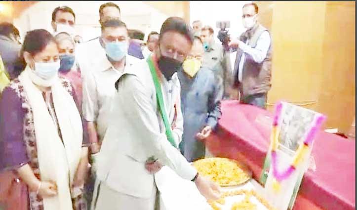 Rahul Gandhi के जन्मदिन पर शहीदों को श्रद्धांजलि, Corona Warriors को किया सम्मानित